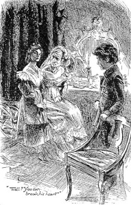 by H. M. Brock for Dickens' Great Expectations