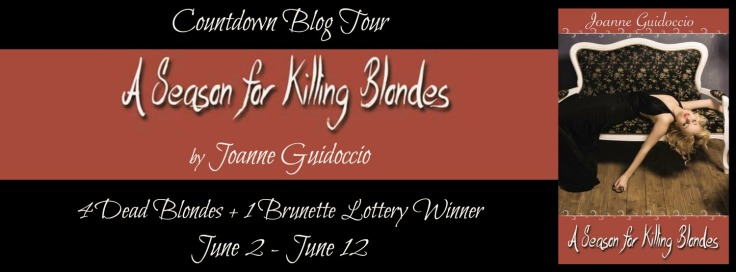 Countdown Blog Tour Banner - A Season For Killing Blondes-1 (2)
