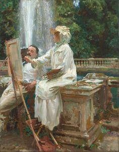 The Fountain, John Singer Sargent, 1907